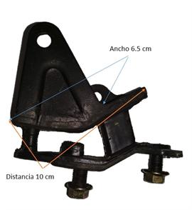 Autopartes - Pioneer - Soportes para motor - 624594